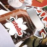 Nutella Natale PLV