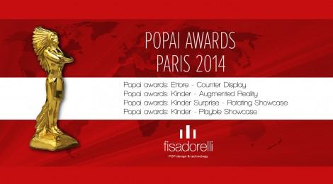 fisadorelli riceve quattro nomination ai popai awards  2014