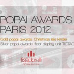 POPAI AWARDS PARIS 2012